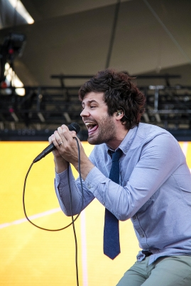 Passion Pit @ FEQ (for Into The Crowd Magazine)